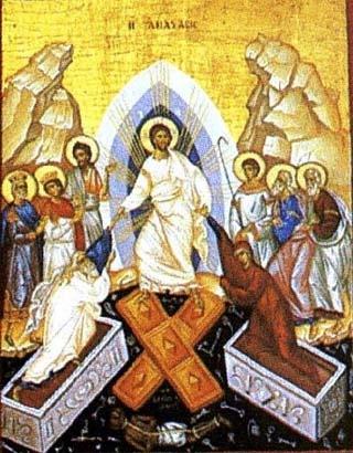 Jesus desceu à Mansão dos Mortos para resgatar os que estavam perdidos