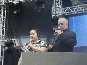 Padre Rufus Pereira.