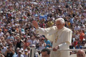Papa Bento XVI visita Portugal