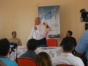 Dom José Antonio preside lançamento da Campanha da Fraternidade.