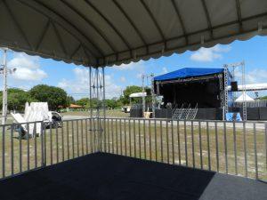 Organização aguarda seis mil pessoas no encontro. Foto: Wallace Freitas