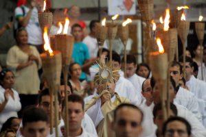 procissao do santisssimo sacramento