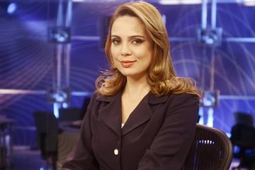 Jornalista Rachel Scherezade
