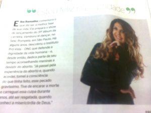 Reprodução da Revista Época.
