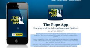 App acompanha em tempo real acontecimentos relativos ao Conclave