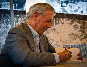 Mario Vargas Ilosa