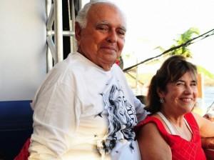 Pais de Daniela Mercury