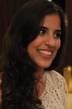 Atriz Camila Camargo
