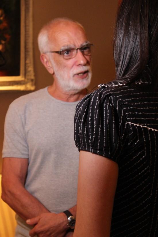Diretor artístico Roberto Lage. ShalomDivulgação|Wallace Freitas