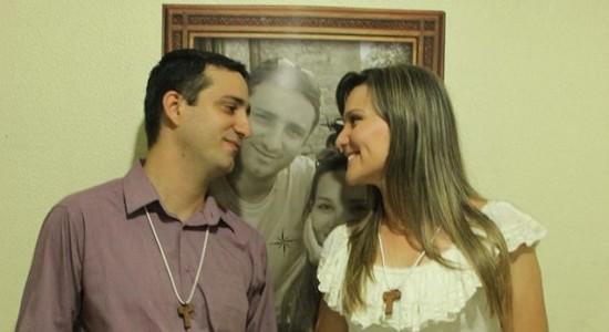 Tobias e Luciana namoram há mais de 3 anos.