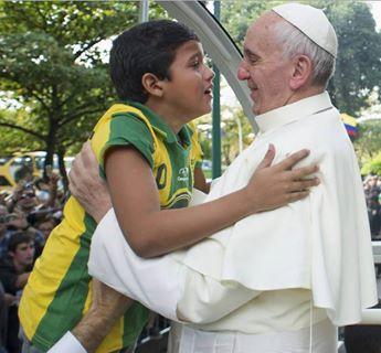 """""""Eu quero ser padre"""". Natan."""