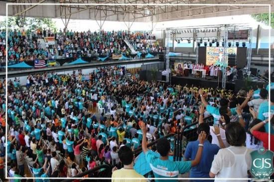Congresso reúne jovens de 30 cidades brasileiras
