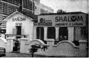 Primeiro Centro de Evangelização.