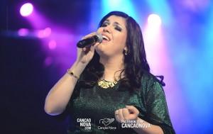 Fátima Souza estreia carreira solo. Foto: Arquivo Canção Nova.