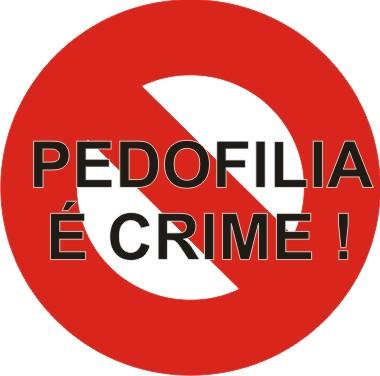 Disque 100 para denunciar casos de Pedofilia.