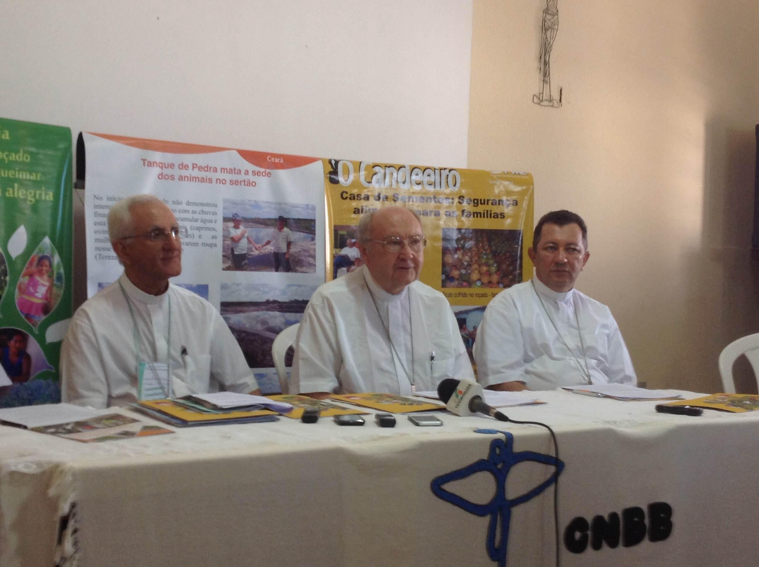 Bispos pedem priorização do tema para Governo.