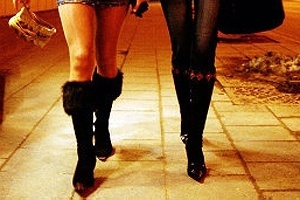 Prostituição em alta no Brasil