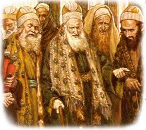 Os fariseus se julgavam inerrantes.