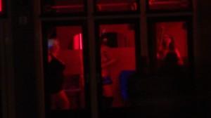 Holanda quer acabar com as vitrines da prostituição.