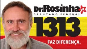 Dr. Rosinha do PT do Paraná é o promotor do Seminário que discutirá tema do aborto.
