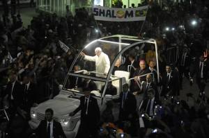 Iniciativa de doação foi do próprio Papa.
