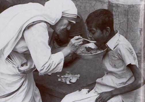 Religiosa se tornou conhecida em todo mundo  pelo testemunho de caridade.