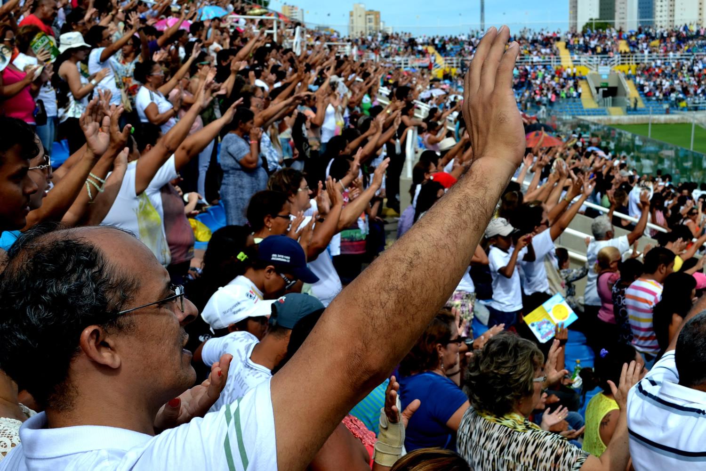 18 mil pessoas participaram do evento.