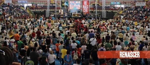 Multidão comparece ao Paulo Sarasate.