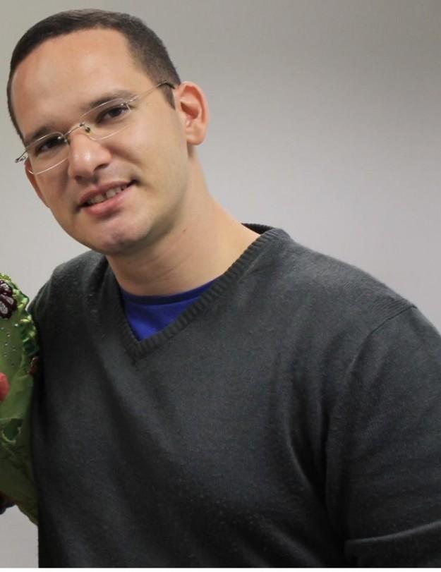 David Sampaio pode atingir mais de meio milhão de pessoas em sua página.