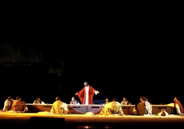 Espetáculo A Paixão de Cristo será realizado pela terceira vez em Fortaleza.