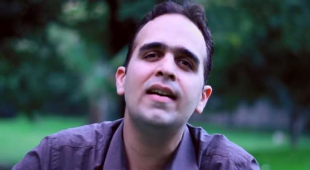 Cristiano Pinheiro participa do documentário, O jovem cantou durante a Jornada Mundial da Juventude.