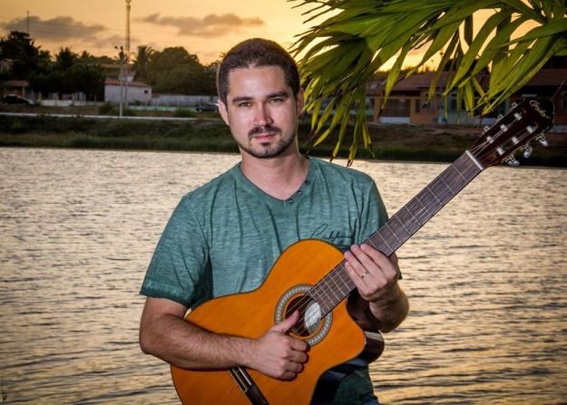 Nérison Alves, um dos inscritos para o The Voice Brasil. Foto: arquivo pessoal.