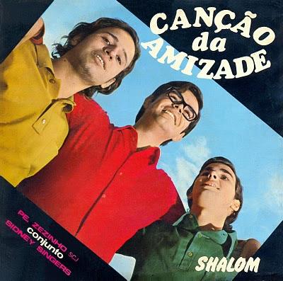 Primeiro álbum de Padre Zezinho.