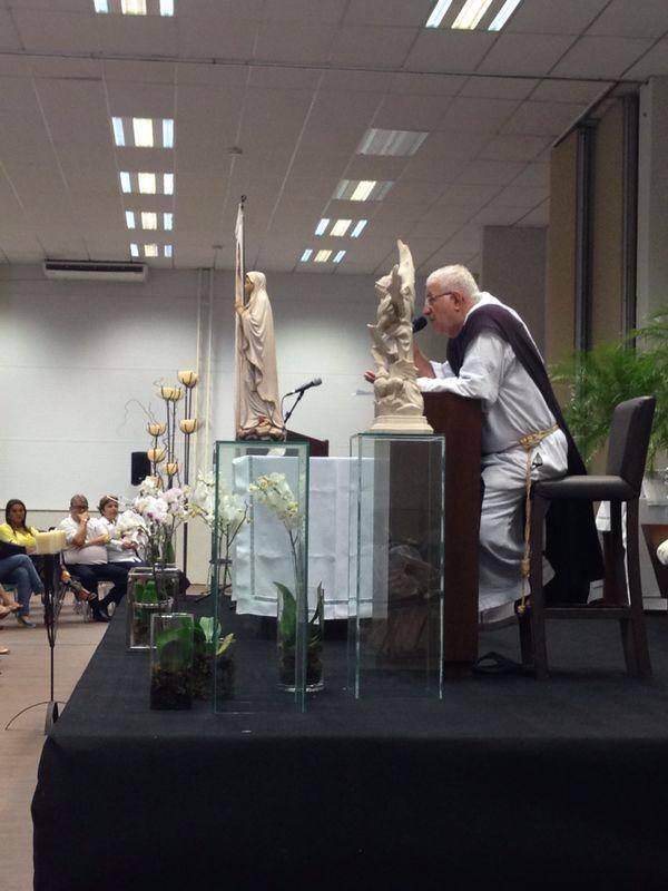 Padre Airton Freire. Foto: Reprodução - facebook