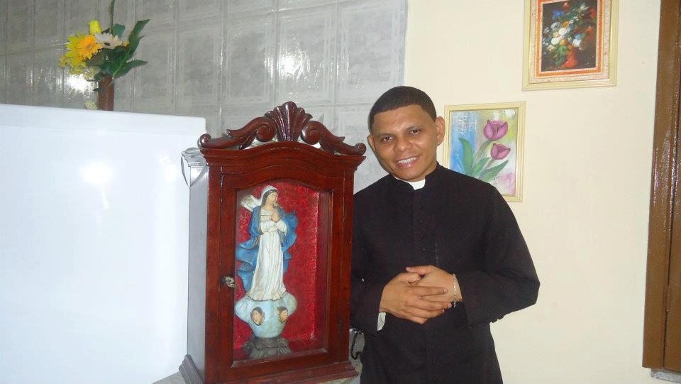 Pe. Jacó Sidarta Vieira