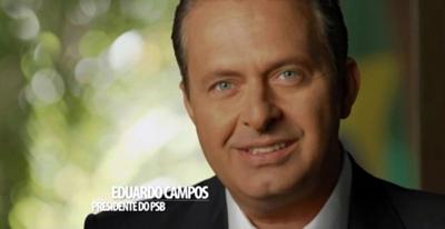 Eduardo Campos na tv site