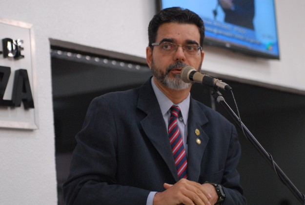 Vereador João Alfredo (Psol). Foto: Genilson de Lima.
