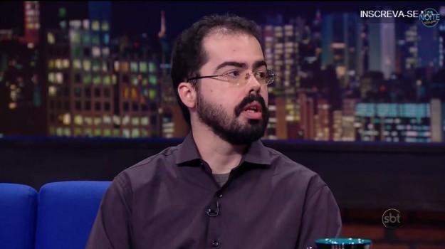 Professor Diego Aranha.