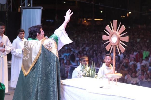 Padre Reginaldo Manzotti.
