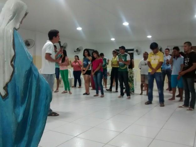 Grupo Revolução Jesus - Maracanau (CE).