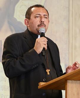 Padre Antonio Furtado. Fotos: Daniel Mafra/ Canção Nova.