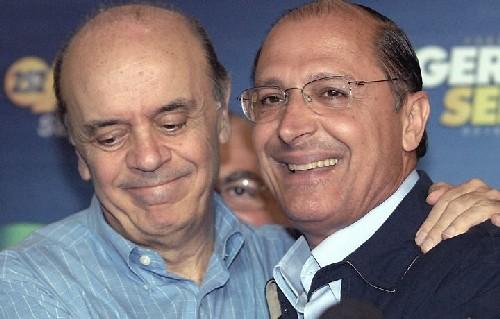 Acabou! Serra rompeu com Alckmin, são as informações que chegam de São Paulo.