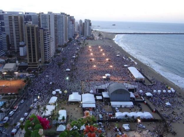 Foto: Setor de Comunicação da Arquidiocese de Fortaleza /Fortaleza