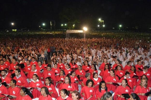 Público de 30 mil pessoas diz não à Legalização da Maconha.
