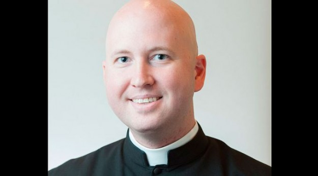 Phillip Johnson. Foto: Diocese de Raleigh.