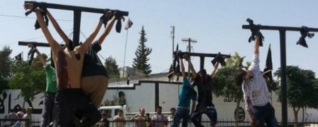 Cristãos são mortos por terroristas do Islão.
