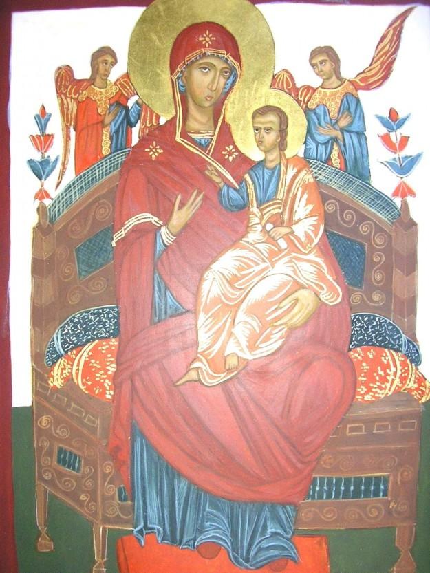 Maria Mãe de Deus.