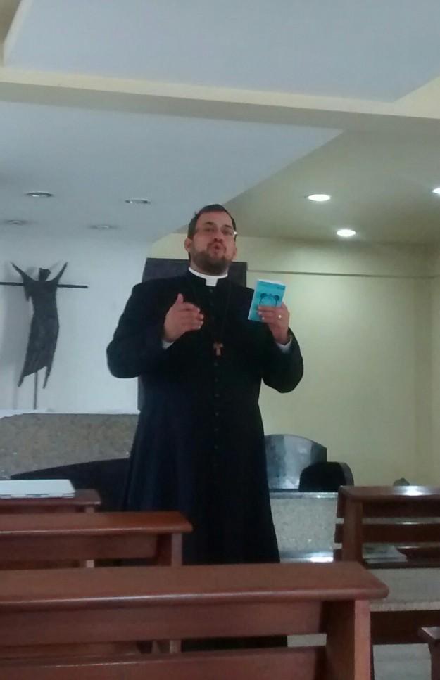 Padre João Paulo Dantas, CCSH