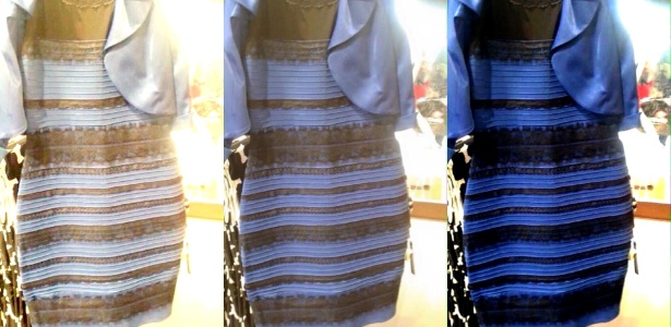 Vestido polêmico inspira campanha.