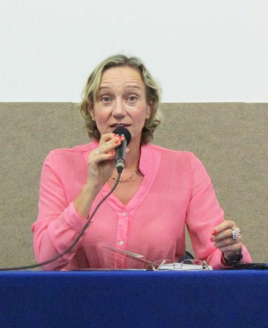 Drª Ursula. Foto: arquivo/Divulgação.